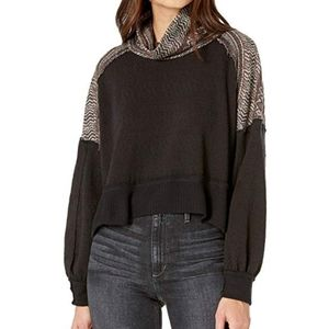 """Free People """"At the Lodge"""" tee"""